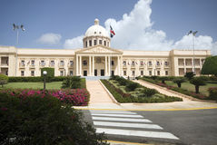 pałac dominican republiki Obrazy Royalty Free