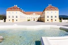 Pałac Hof Obrazy Stock