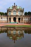 pałac zwinger Obrazy Stock