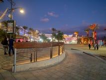 Paamey Hasahlom Road in Eilat, Israel
