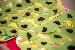 Paan Stock Photography