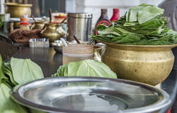 Paan shop Stock Images