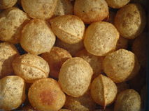 Paani Puri - casse-croûte indien Images stock