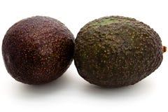 Paar avocado's Royalty-vrije Stock Foto