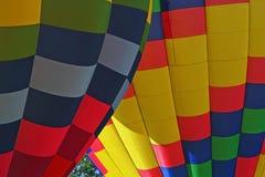 Paar ballons Royalty-vrije Stock Foto's