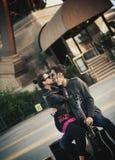 paar het kussen Stock Fotografie