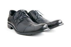 Paar laarzen Stock Foto's