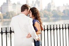 Paar-Liebe Lizenzfreie Stockfotos