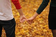 Paar in liefde, liefde voor altijd stock foto