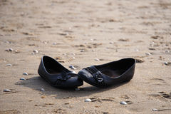 Paar Schuhe Lizenzfreies Stockfoto