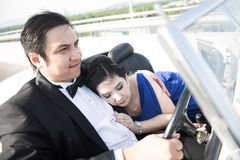 Paar van liefde Royalty-vrije Stock Fotografie