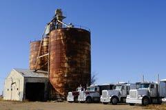 Paar van vrachtwagens Royalty-vrije Stock Afbeelding