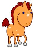 Paard vector illustratie