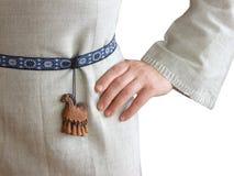 Paard-vormige amulet stock foto's
