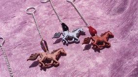 Paard zeer belangrijke ketting theheartroom Royalty-vrije Stock Foto