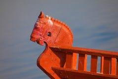 Paardboot Royalty-vrije Stock Foto
