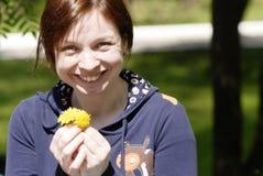 Paardebloemen Royalty-vrije Stock Afbeeldingen