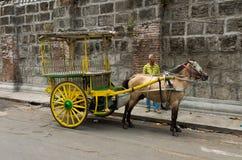 Paardvervoer royalty-vrije stock fotografie