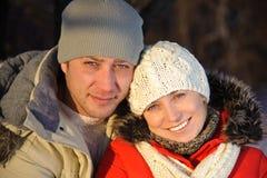Paare. Lizenzfreies Stockbild