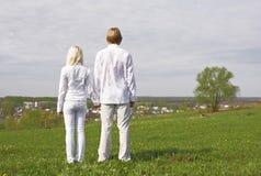 Paare stockbild