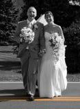 Paare auf der Straße Lizenzfreie Stockfotos