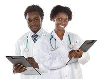 Paare der Doktoren Lizenzfreie Stockfotos