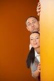 Paare der Gauner Lizenzfreies Stockbild
