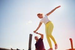 Paare in der Liebe, Lizenzfreies Stockbild