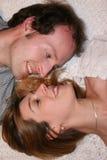 Paare in der Liebe Lizenzfreies Stockfoto