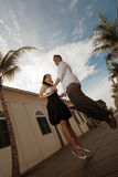 Paare in der Liebe Lizenzfreies Stockbild