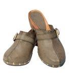 Paare der Schuhe der Frauen Lizenzfreie Stockfotos