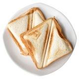 Paare des Sandwiches Lizenzfreie Stockbilder