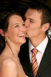 Paare glücklich Lizenzfreies Stockfoto