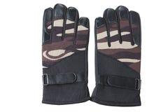 Paare Handschuhe für die Jagd Lizenzfreies Stockfoto