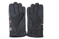 Paare Handschuhe für die Jagd Stockbild