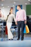 Paare im System Lizenzfreie Stockbilder