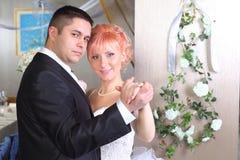 Paare im Tanz lizenzfreies stockbild