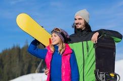 Snowboarddatierung