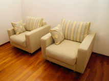 Paare Stühle Stockbilder
