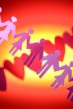 Paare u. Innere Lizenzfreie Stockbilder