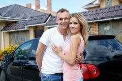 Paare zusammen Lizenzfreie Stockfotografie