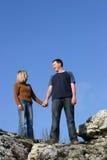 Paare - zusammen stockfotografie