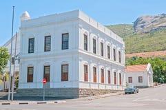 PAARL,南非- 2014年12月11日:城镇厅在Paarl 免版税库存图片
