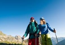 Paarwandern Lizenzfreies Stockfoto