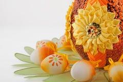 De decoratie van Pasen Royalty-vrije Stock Afbeeldingen