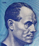 Paavo Nurmi Stock Photography
