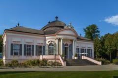 Pabellón barroco del jardín, Melk, Austria Imagen de archivo