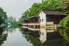 Pabellón chino Fotos de archivo libres de regalías