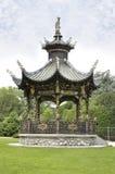 Pabellón chino, Bruselas, Bélgica Foto de archivo libre de regalías