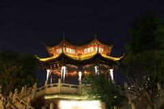 Pabellón chino de los elementos Foto de archivo